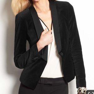 e207b41043b Women Velvet Tuxedo Jacket on Poshmark
